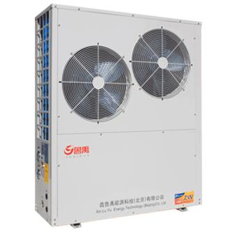 家用空气能中央空调地暖一体机和家用空气能地暖空调一体机满足百平米上家庭采暖冷风需求