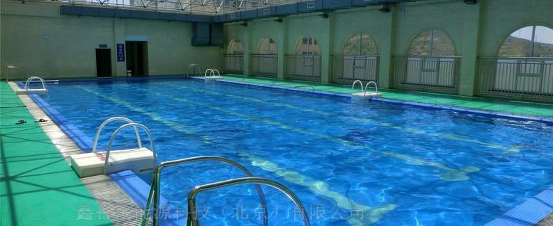 """空气能热泵凭借""""恒温节能 超强过滤""""等显著优势进驻各大游泳馆获好评"""