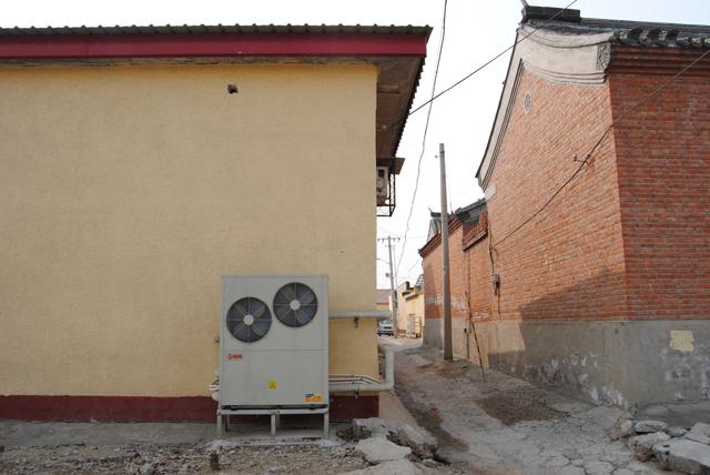 北京135平米低温空气源热泵价格案例顺义区闫家营村国槐大街15号崔*国家